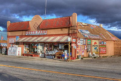 South Park Mercantile, Hartsel, Colorado