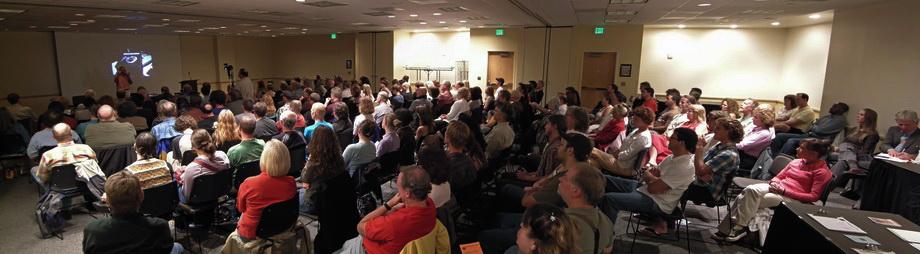 Nassim Haramein presentation, Auraria Campus, Denver Colorado ~ Paranormal Research Forum