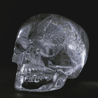 """Ancient Crystal Skulls Magical Powers"""