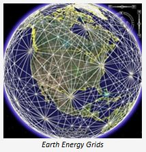 Earth Energy Grids
