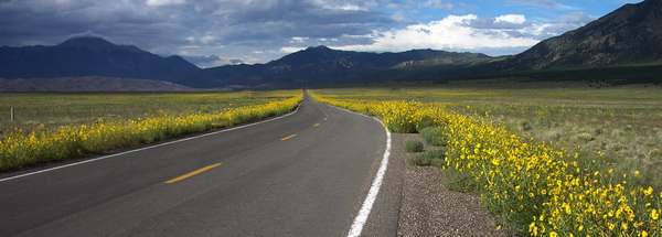 Road-to-Colorado-Sand-Dunes-Campsite