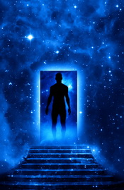 Ascending man,Galactic Introduction, 5th Dimension, 4th Word